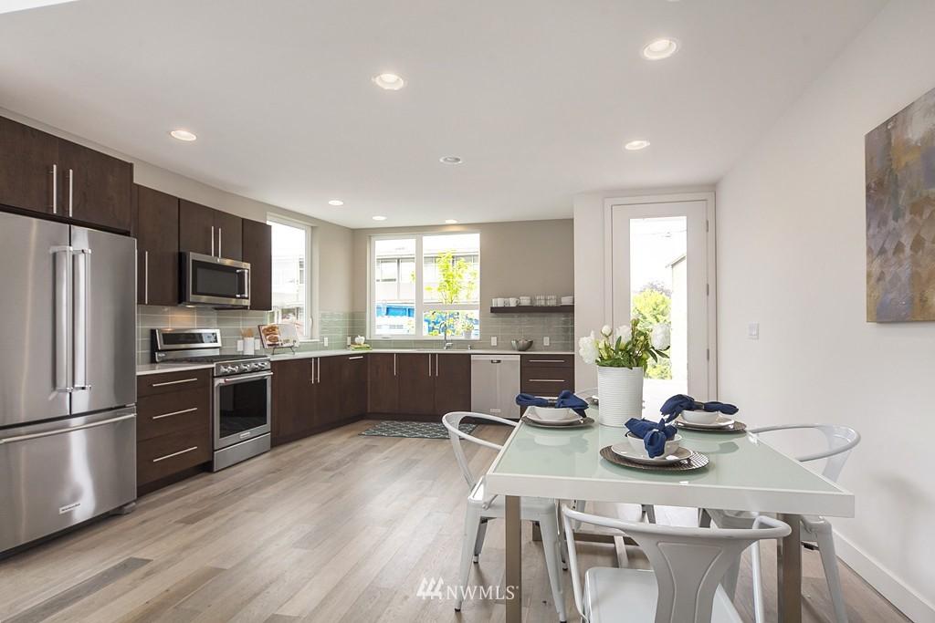 Sold Property | 4321 Woodland Park Avenue N Seattle, WA 98103 4