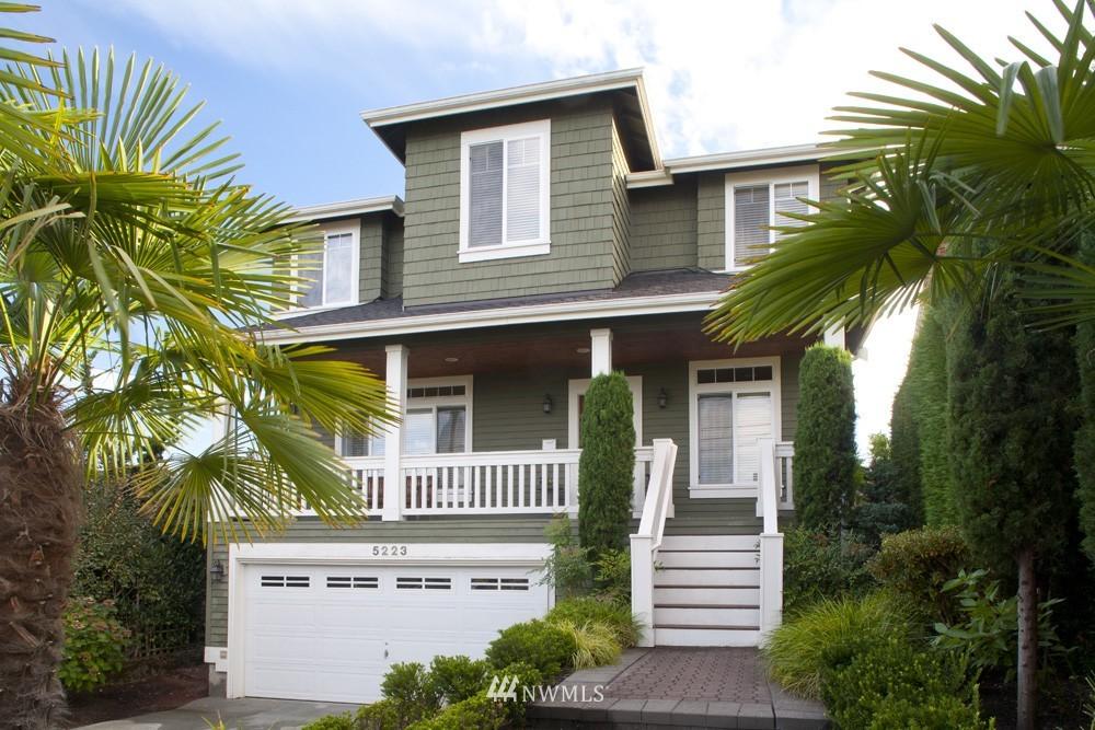 Sold Property   5223 S Hudson Street Seattle, WA 98118 0