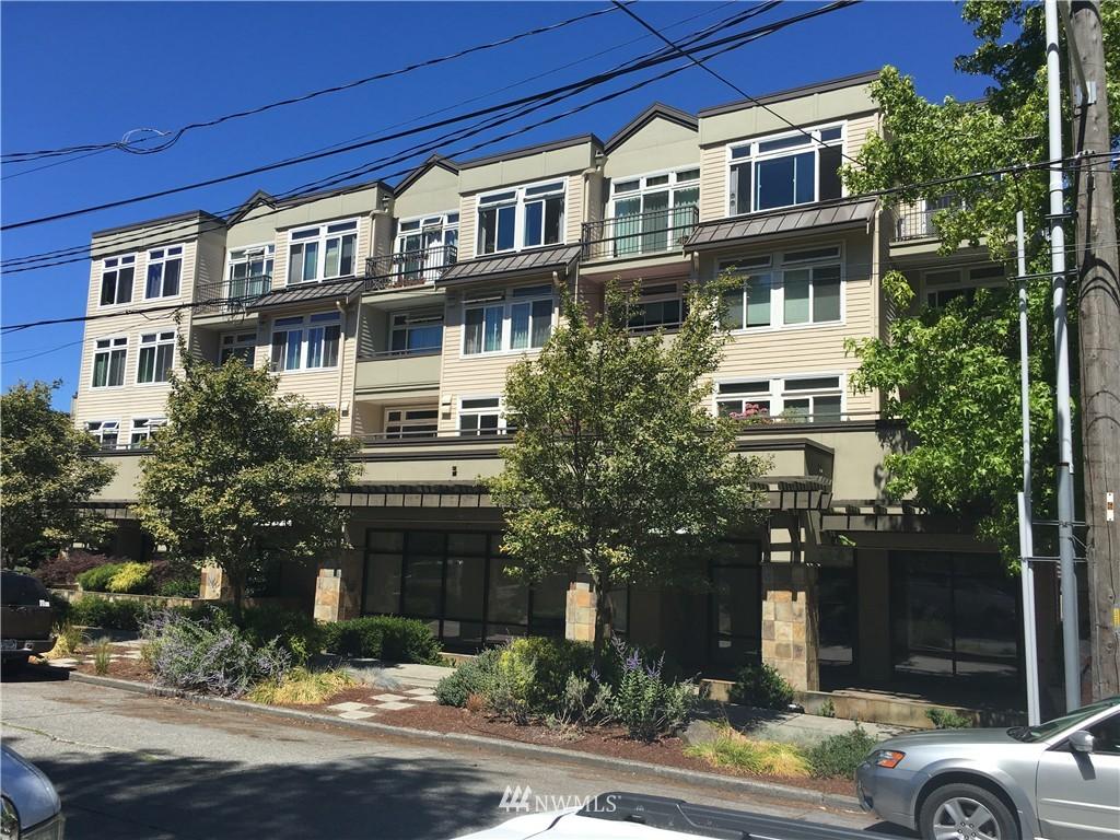 Sold Property   18 Dravus Street #203 Seattle, WA 98109 0