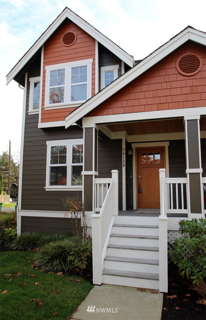 Sold Property | 5813 55th Avenue NE #B Seattle, WA 98105 0