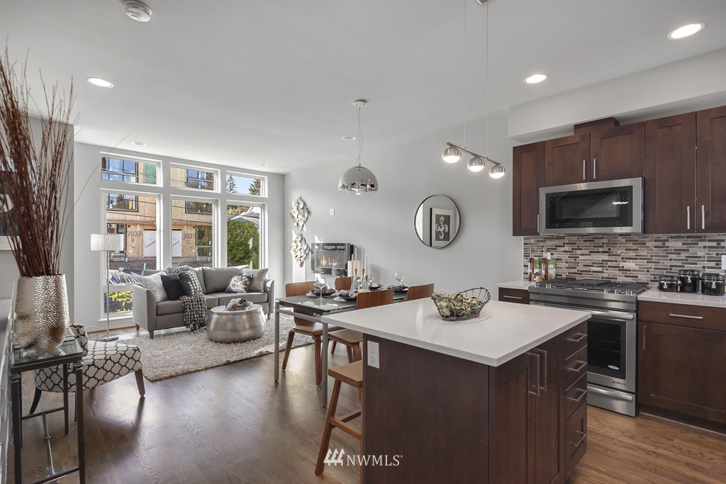 Sold Property   3839 Gilman Avenue W Seattle, WA 98119 2