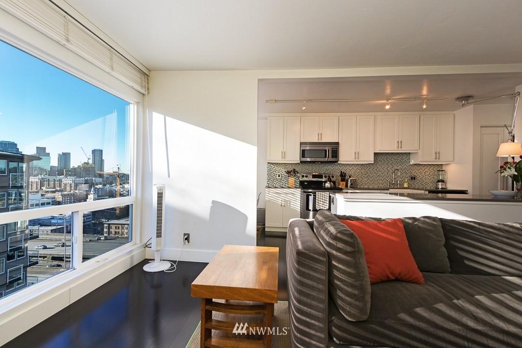 Sold Property | 308 E Republican Street #701 Seattle, WA 98102 0