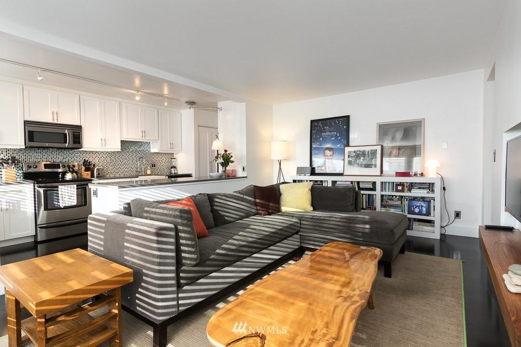 Sold Property   308 E Republican Street #701 Seattle, WA 98102 2