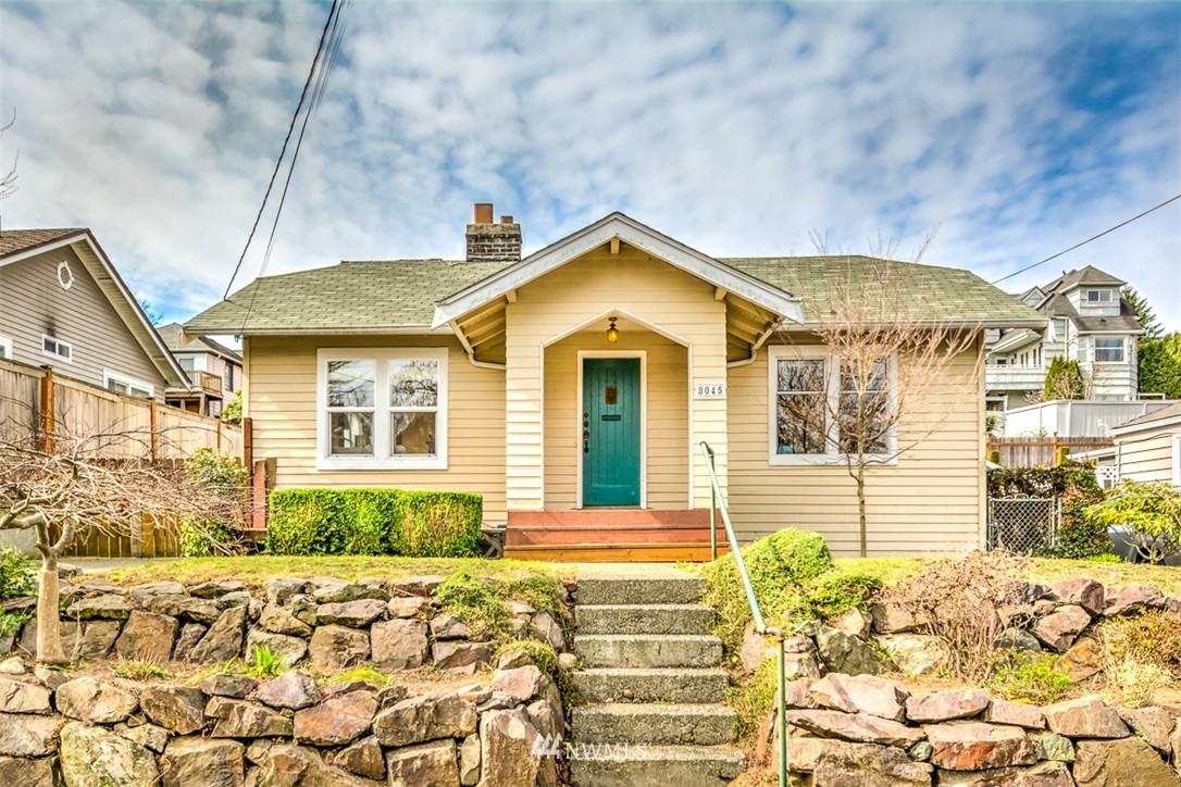 Sold Property   8045 19th Avenue NE Seattle, WA 98115 0