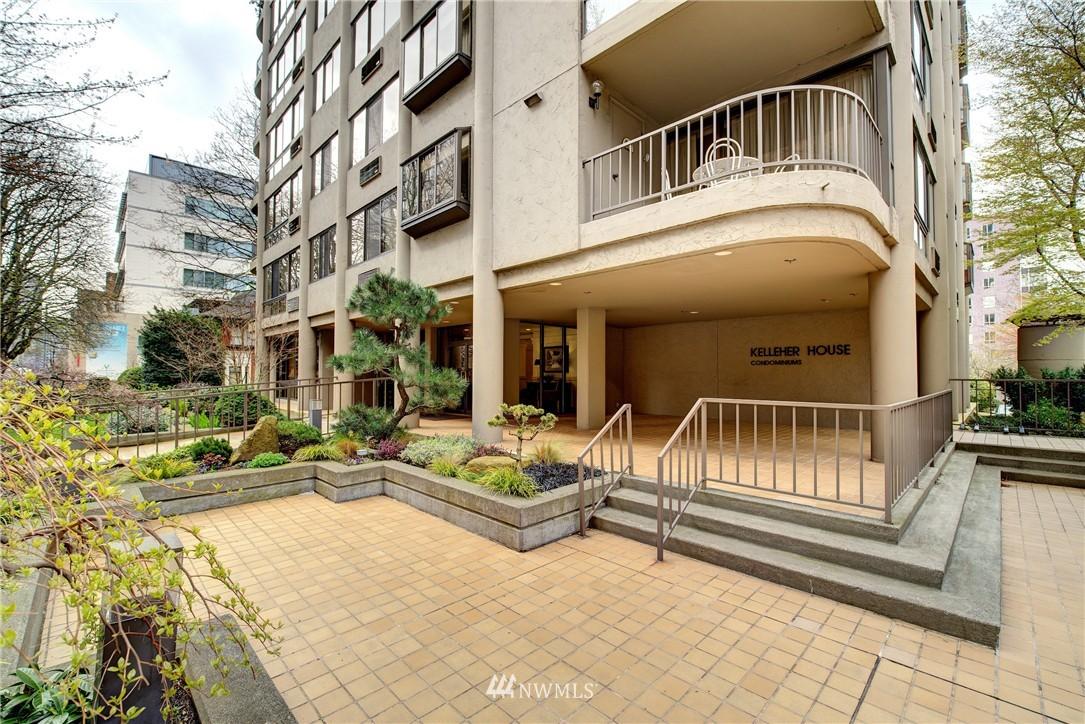 Sold Property | 1120 Spring Street #602 Seattle, WA 98104 1