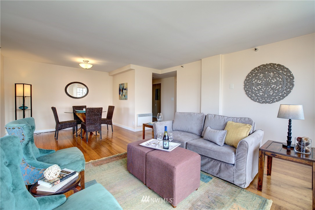 Sold Property | 1120 Spring Street #602 Seattle, WA 98104 5