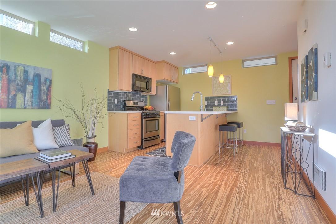 Sold Property   912 NW 51st Street #B Seattle, WA 98107 1