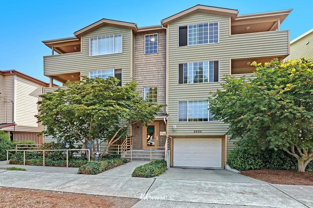 Sold Property | 8820 Nesbit Avenue N #302 Seattle, WA 98103 0