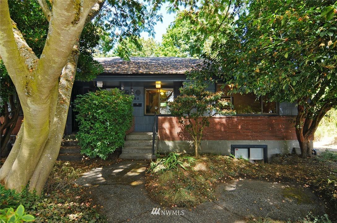 Sold Property   10021 7th Avenue NW #B Seattle, WA 98177 0
