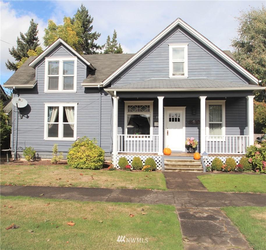 Sold Property | 517 W Meeker Puyallup, WA 98371 1