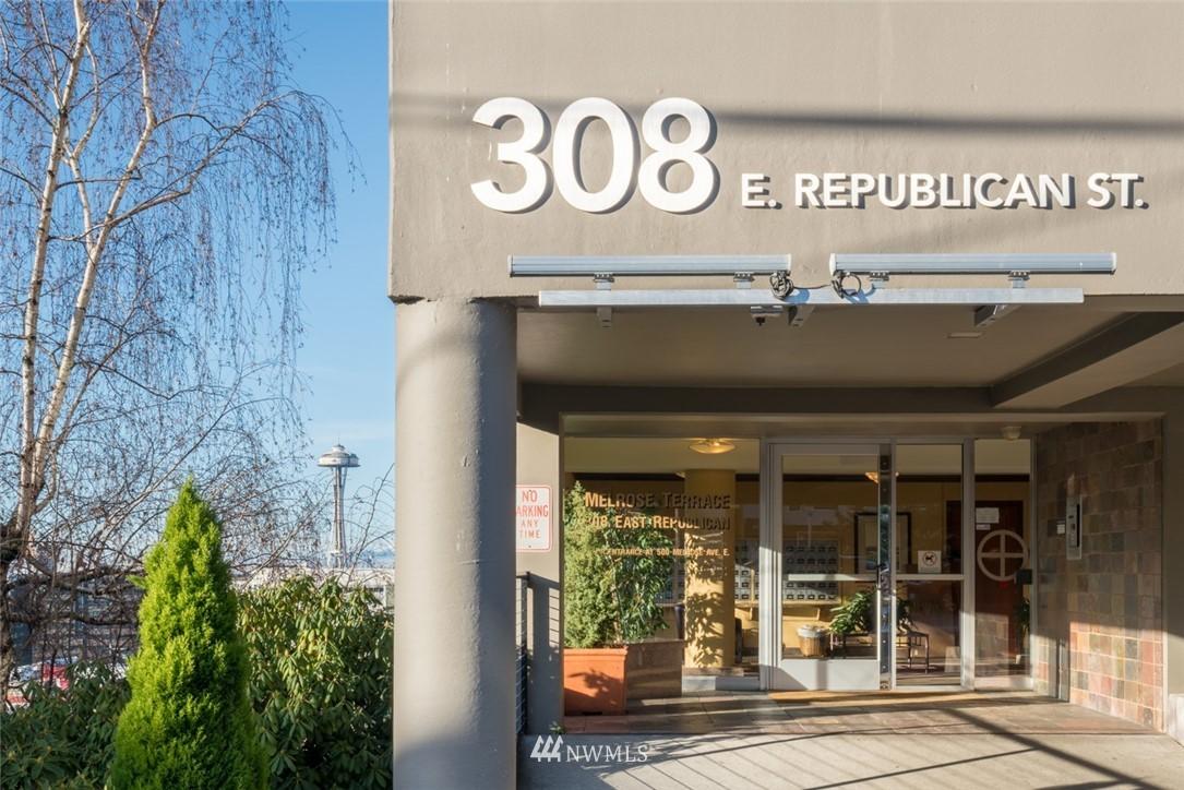 Sold Property | 308 E Republican Street #810 Seattle, WA 98102 15