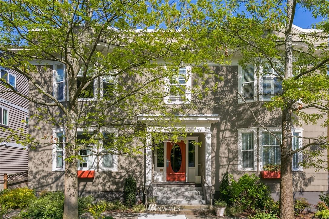 Sold Property | 4420 Dayton Avenue N #4 Seattle, WA 98103 0