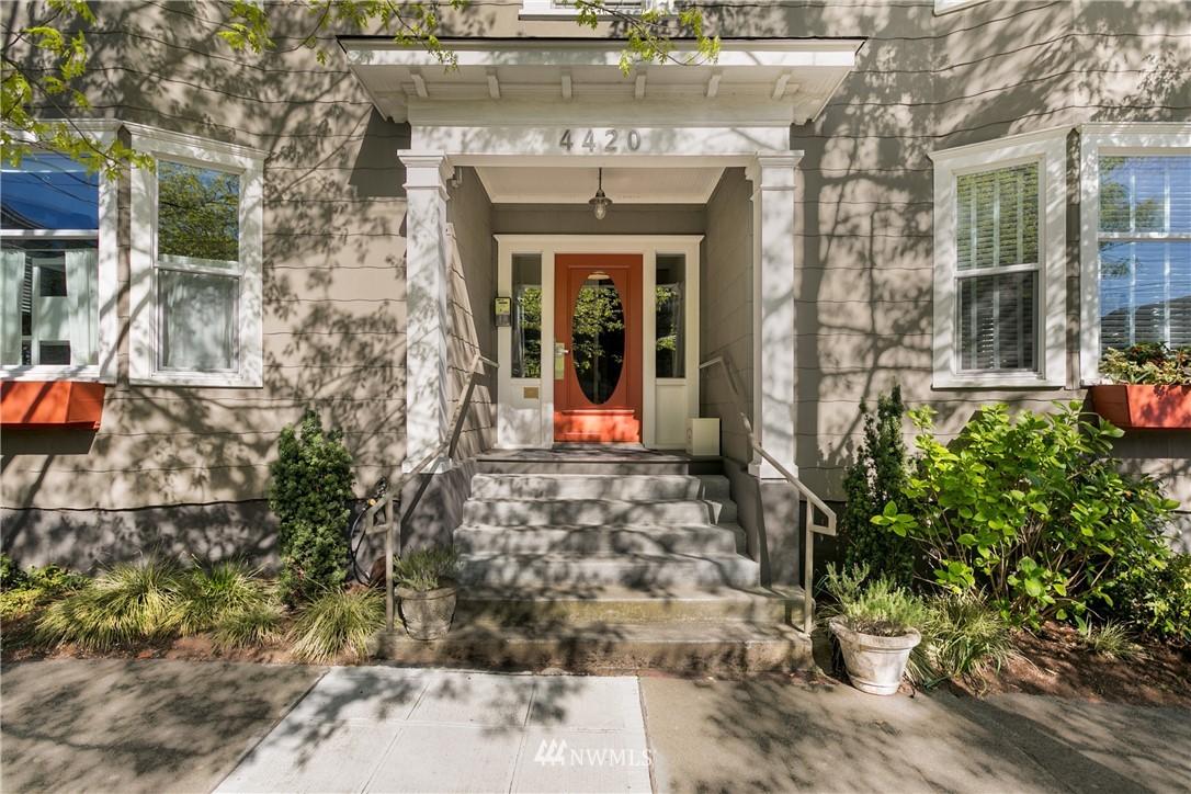 Sold Property | 4420 Dayton Avenue N #4 Seattle, WA 98103 1
