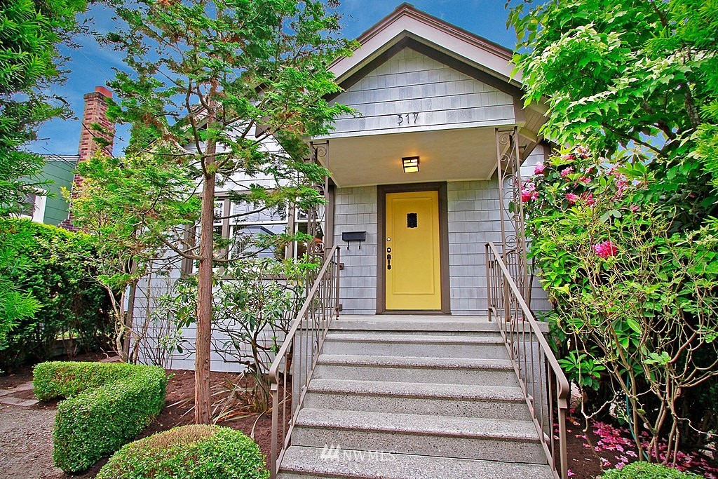 Sold Property | 317 NW 80th Street Seattle, WA 98117 0