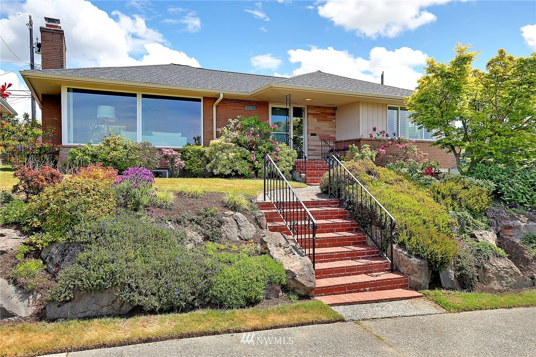 Sold Property   8712 22nd Avenue NW Seattle, WA 98117 0