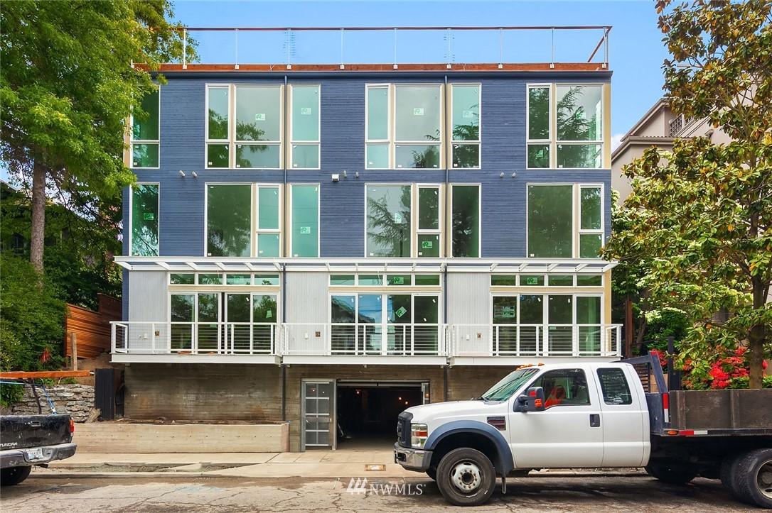 Sold Property | 732 Belmont Place E Seattle, WA 98102 0