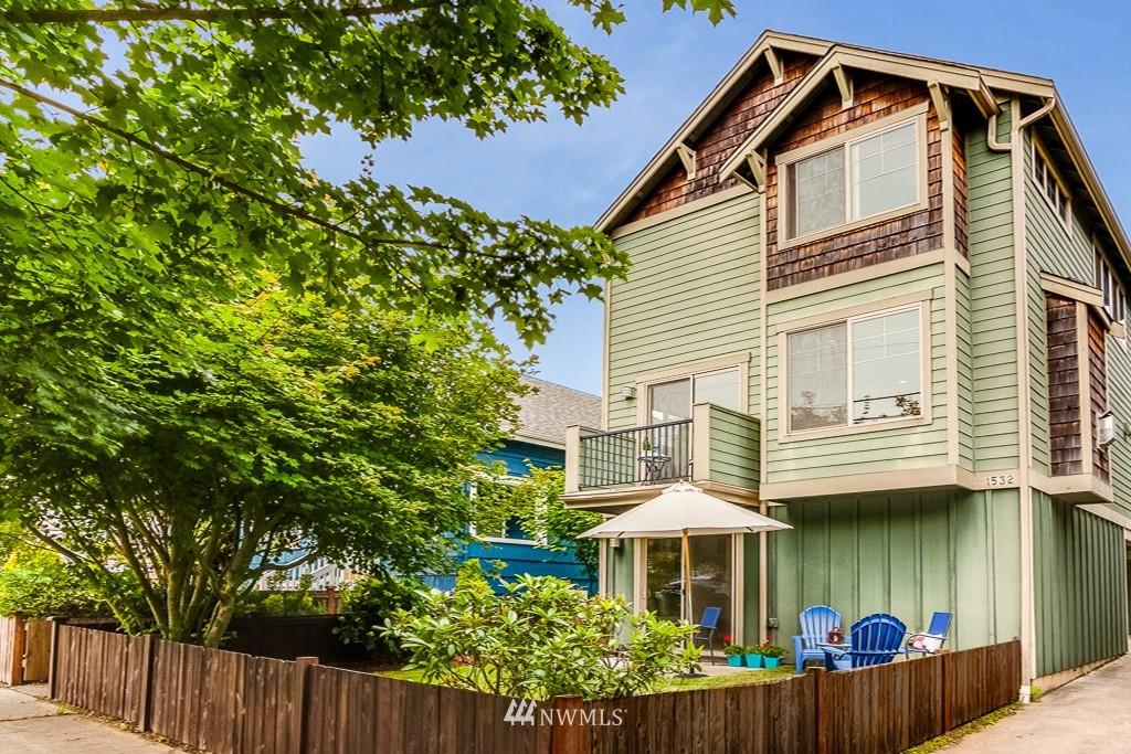 Sold Property   1532 63rd Street Seattle, WA 98107 16