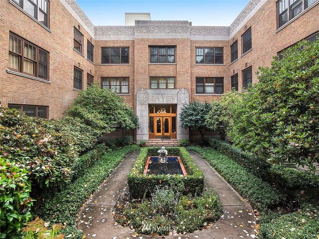 Sold Property | 519 W Roy Street #107 Seattle, WA 98119 14