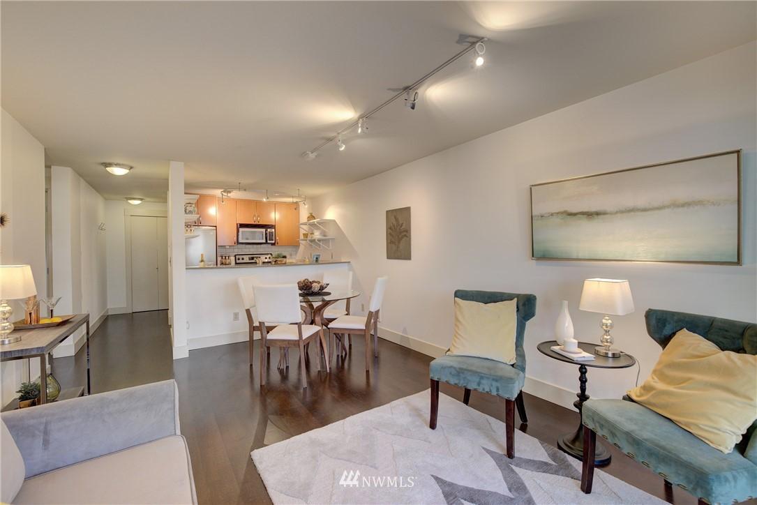 Sold Property   3401 Wallingford Avenue N #105 Seattle, WA 98103 6