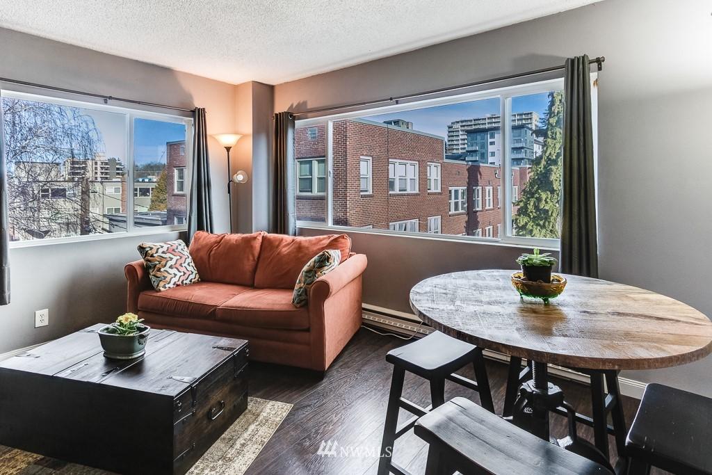 Sold Property | 308 E Republican Street #705 Seattle, WA 98102 0