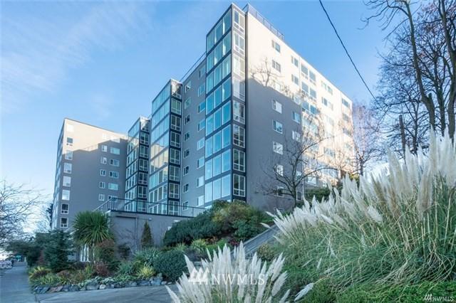 Sold Property | 308 E Republican Street #705 Seattle, WA 98102 1