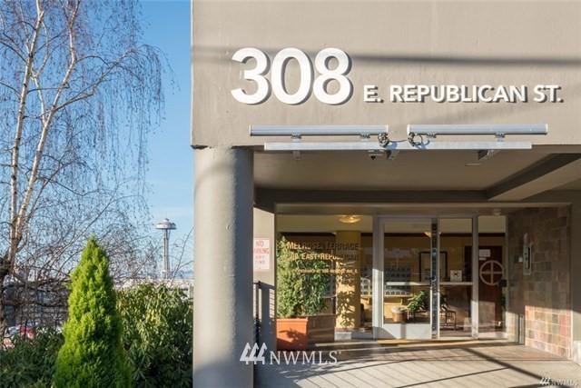 Sold Property | 308 E Republican Street #705 Seattle, WA 98102 18