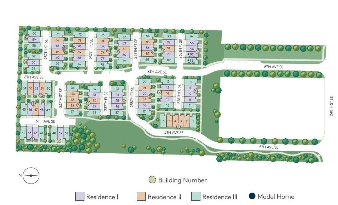 Sold Property   611 237th (Lot #71) Place SE #E Bothell, WA 98021 20