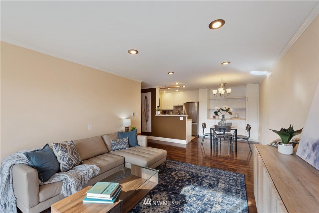 Sold Property | 4219 Whitman Avenue N #8 Seattle, WA 98103 3