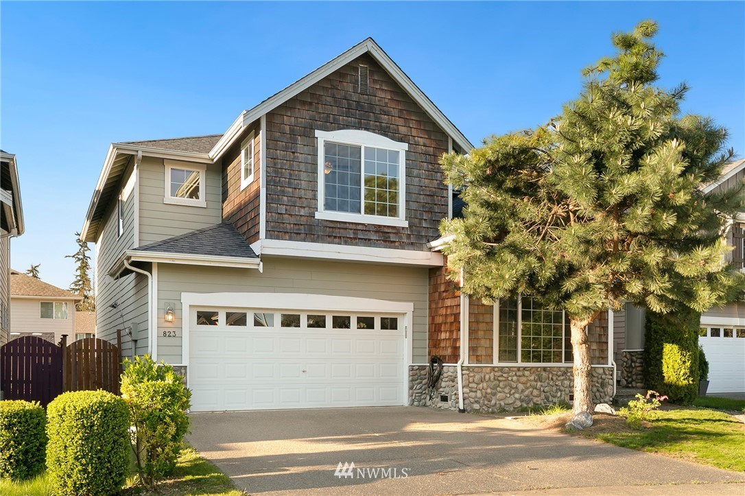 Sold Property   823 200th Place SW Lynnwood, WA 98036 0