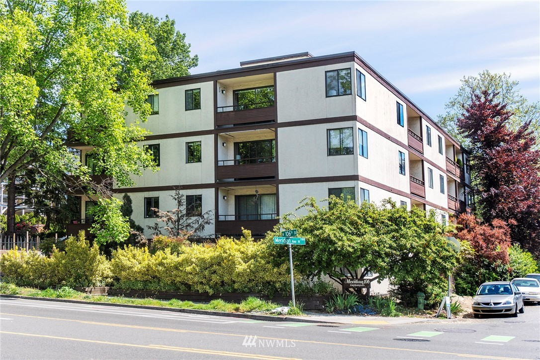 Sold Property | 2100 N 106th Street #401 Seattle, WA 98133 0