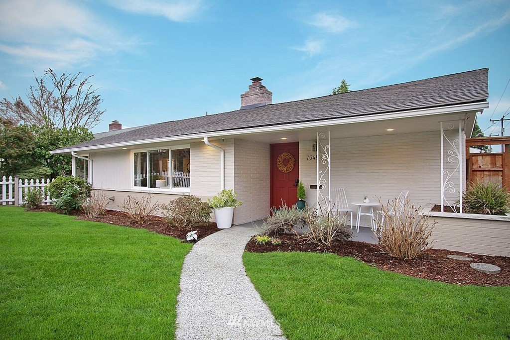 Sold Property   7345 46th Avenue NE Seattle, WA 98115 0