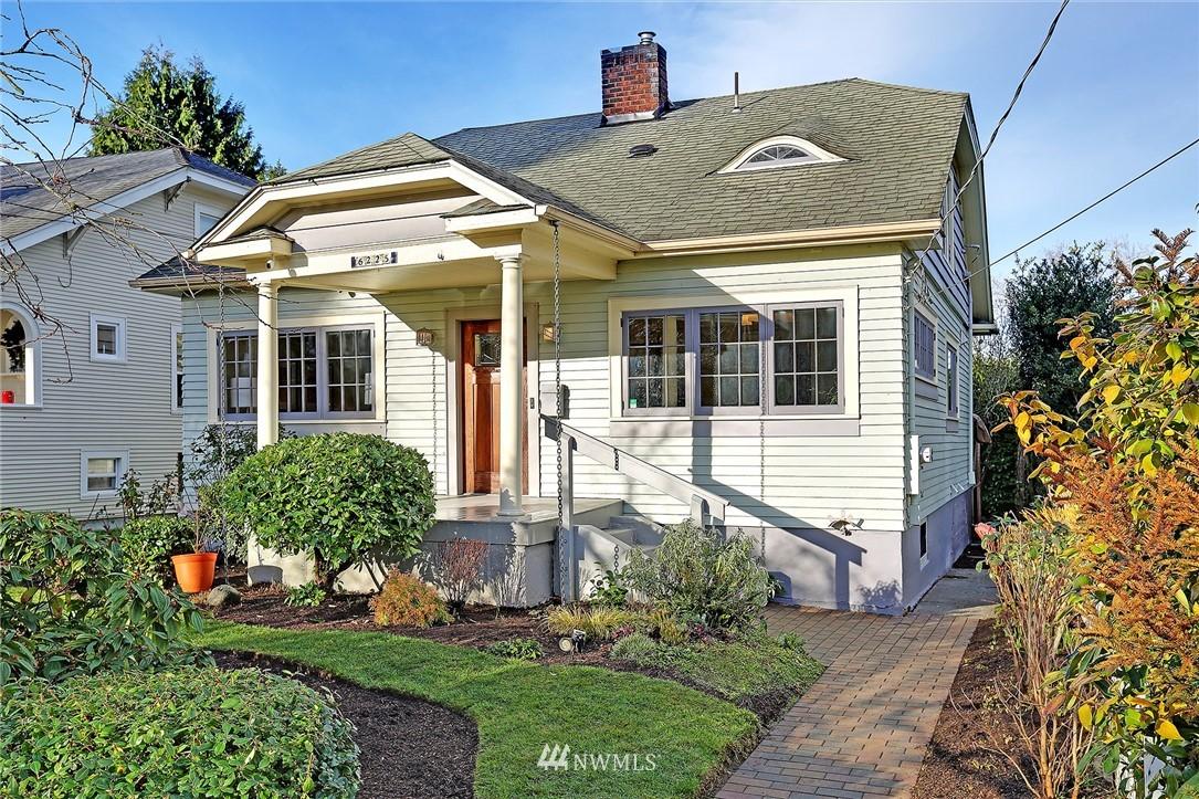 Sold Property   6225 Woodlawn Avenue N Seattle, WA 98103 0