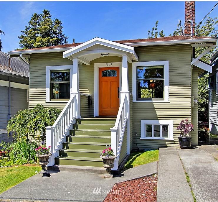 Sold Property | 1634 N 53rd Street Seattle, WA 98103 0