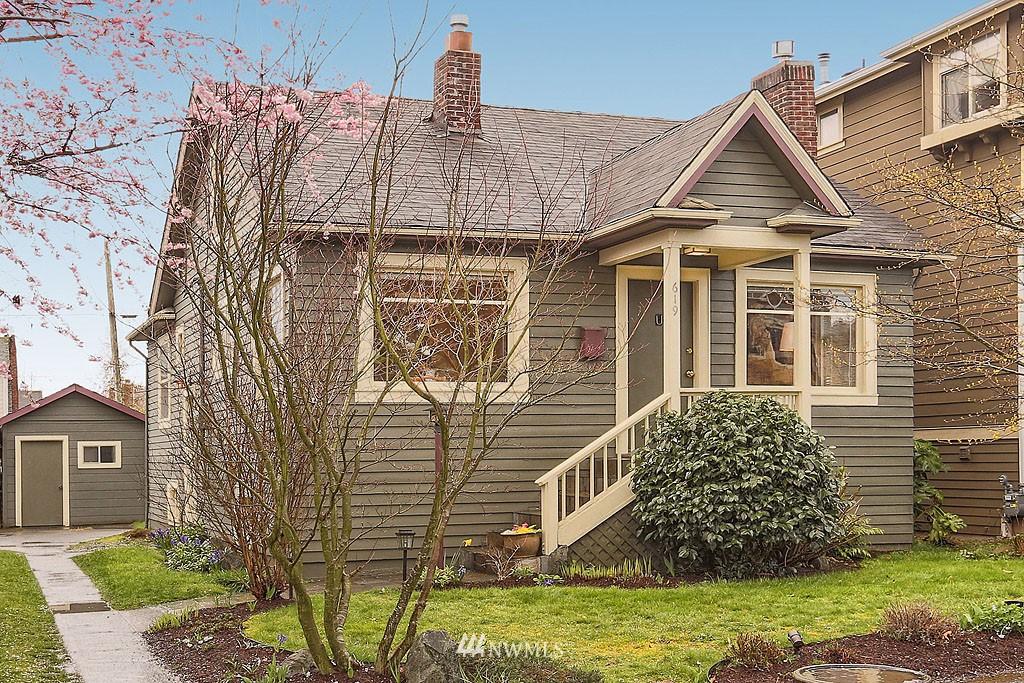 Sold Property   619 NW 82nd Street Seattle, WA 98117 0