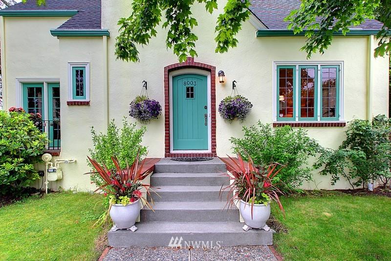 Sold Property   8003 Linden Avenue N Seattle, WA 98103 0