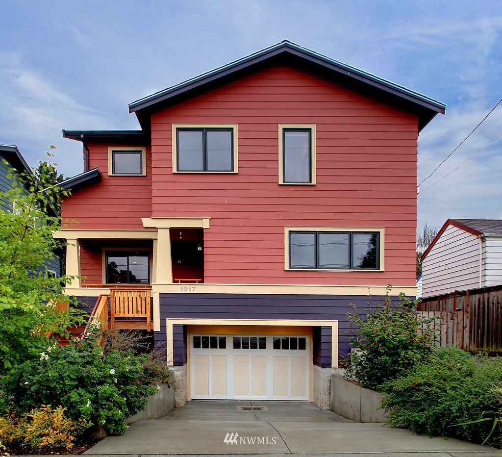 Sold Property   1217 NW 77th Street Seattle, WA 98117 0