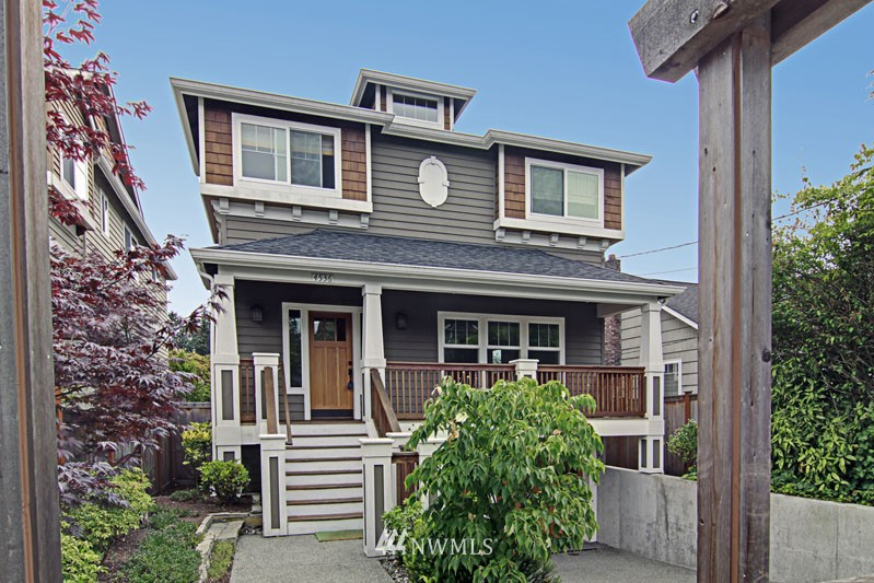 Sold Property | 4536 47th  Avenue NE Seattle, WA 98105 0