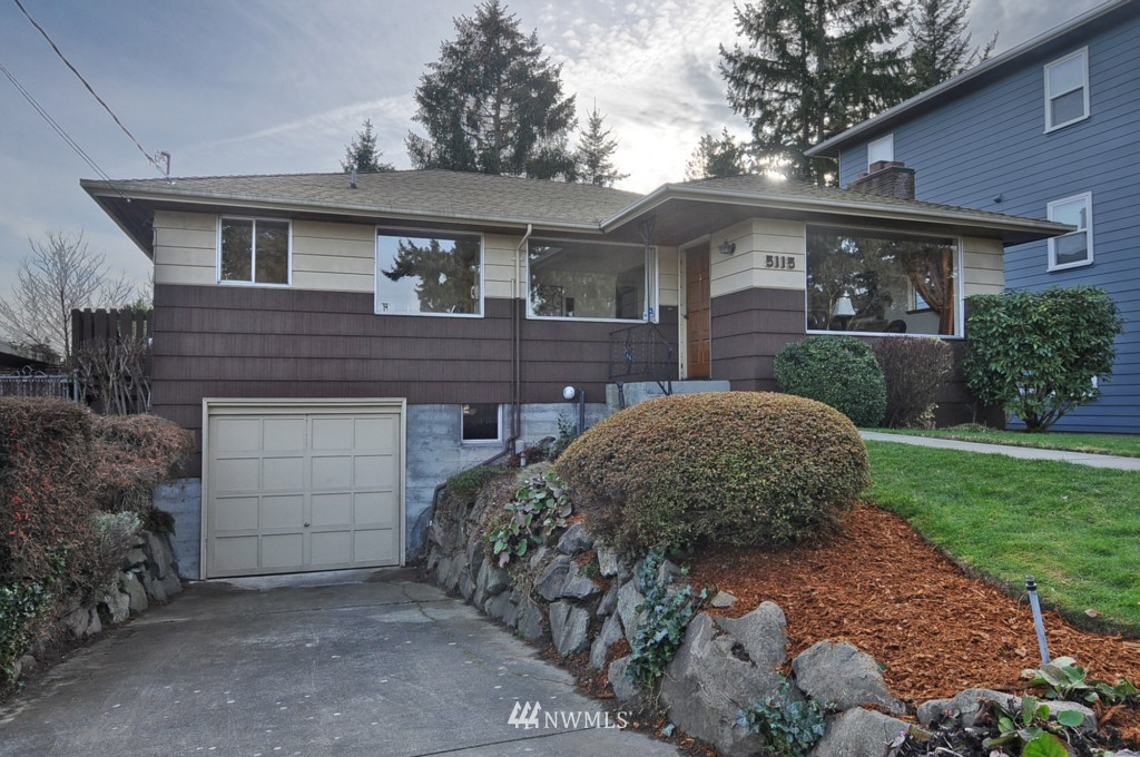Sold Property   5115 SW Olga Street Seattle, WA 98116 0