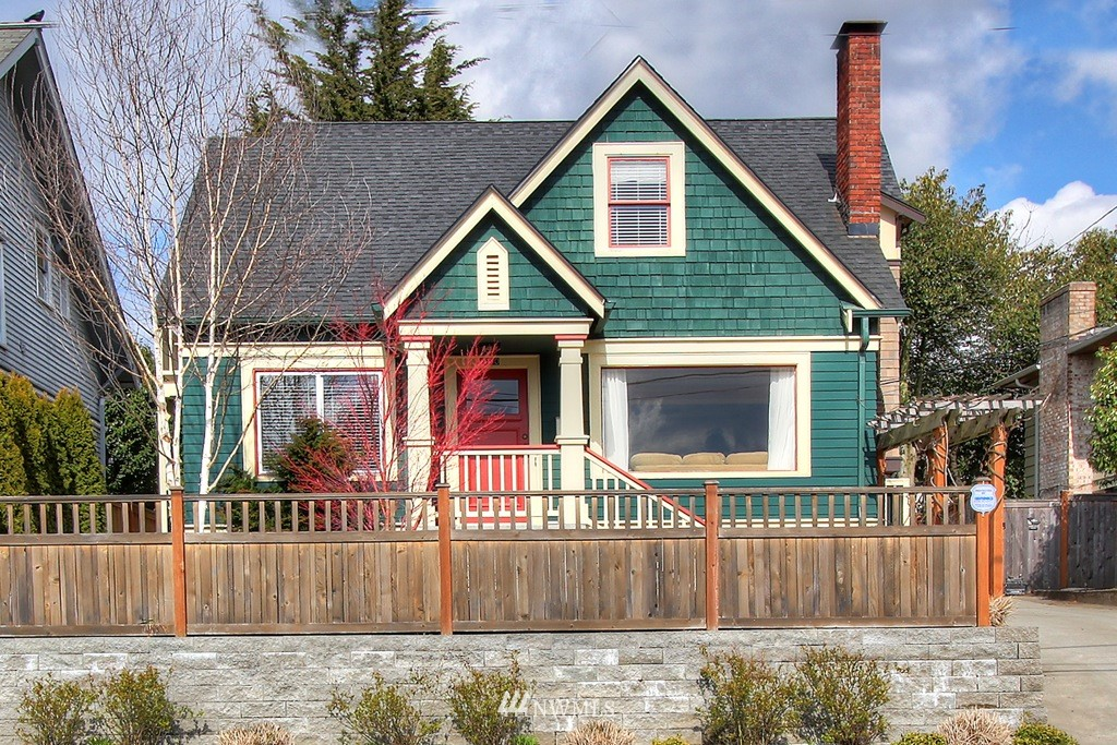 Sold Property   2030 NW 64th Street Seattle, WA 98107 0
