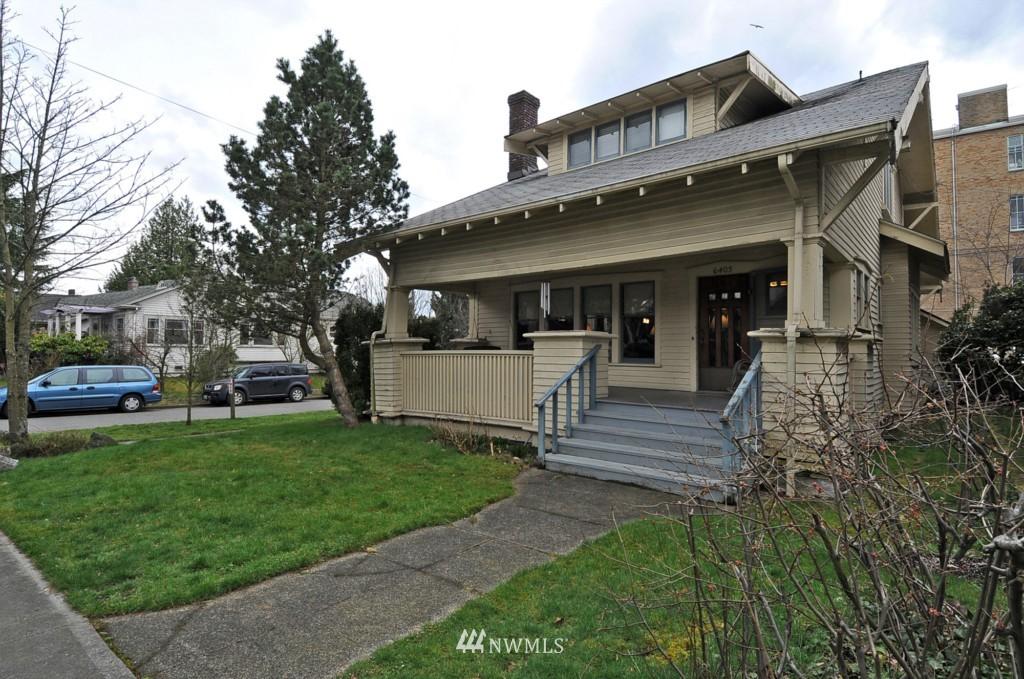 Sold Property   6403 Brooklyn Avenue NE Seattle, WA 98115 0