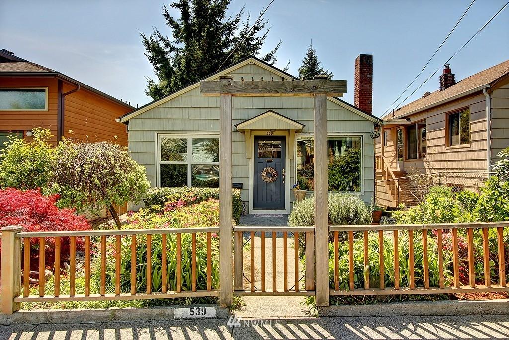Sold Property | 539 N 73rd Street Seattle, WA 98103 0