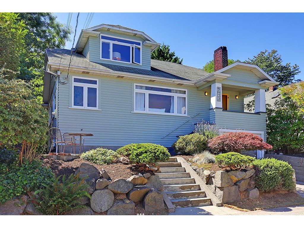 Sold Property   7033 22nd Avenue NW Seattle, WA 98117 0