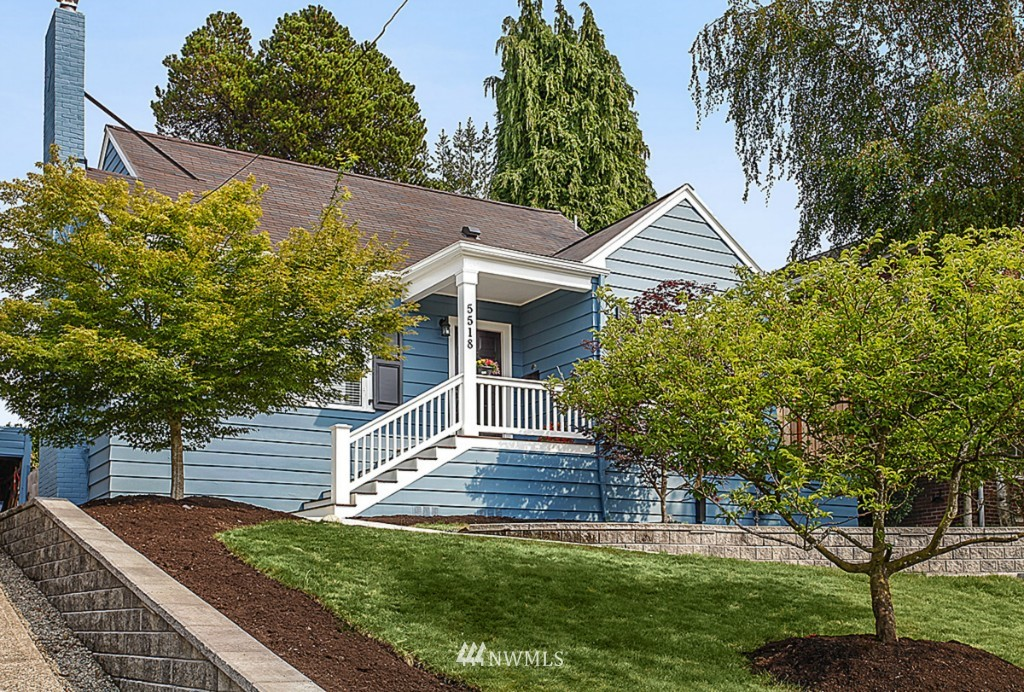 Sold Property   5518 Ashworth Avenue N Seattle, WA 98103 1
