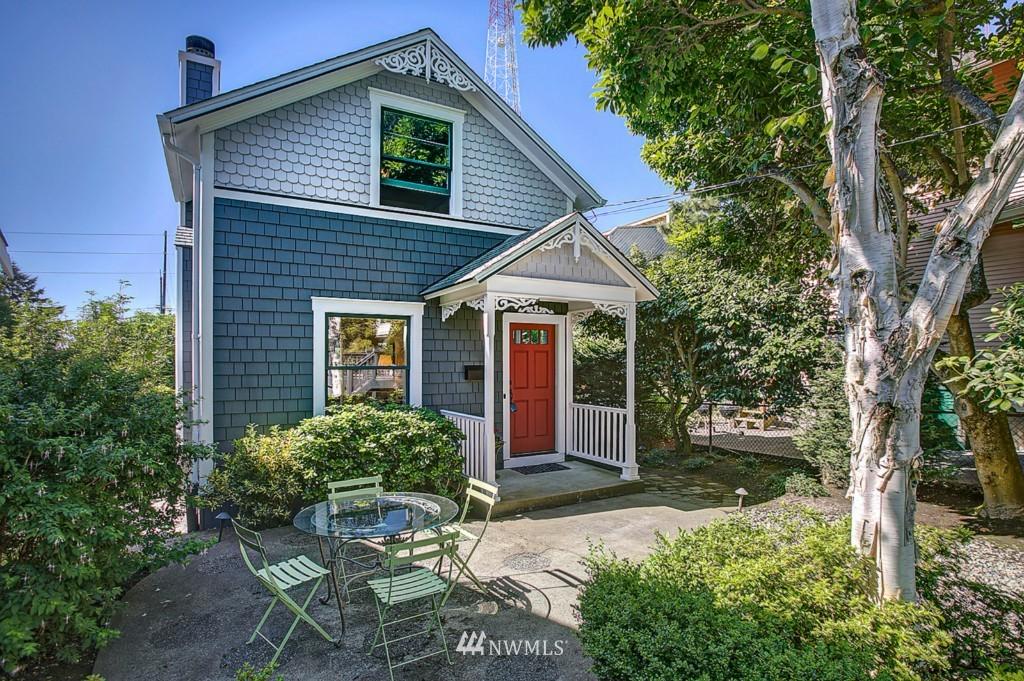 Sold Property | 361 Garfield Street Seattle, WA 98109 0