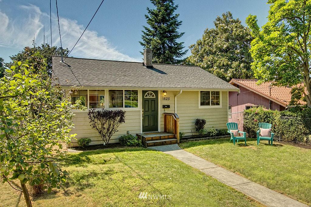 Sold Property   1625 29th Avenue Seattle, WA 98122 0