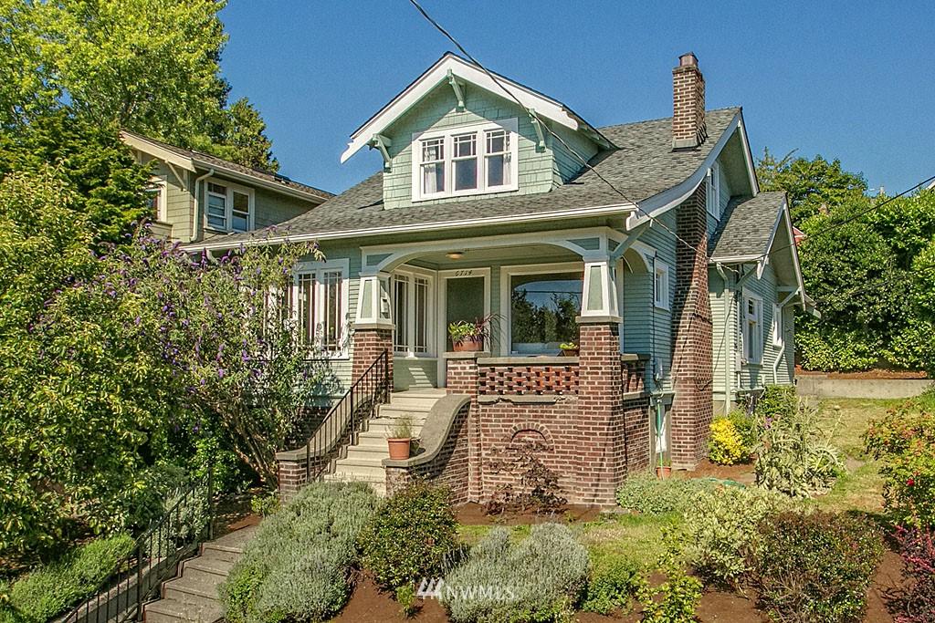 Sold Property   6714 1st Avenue NW Seattle, WA 98117 0