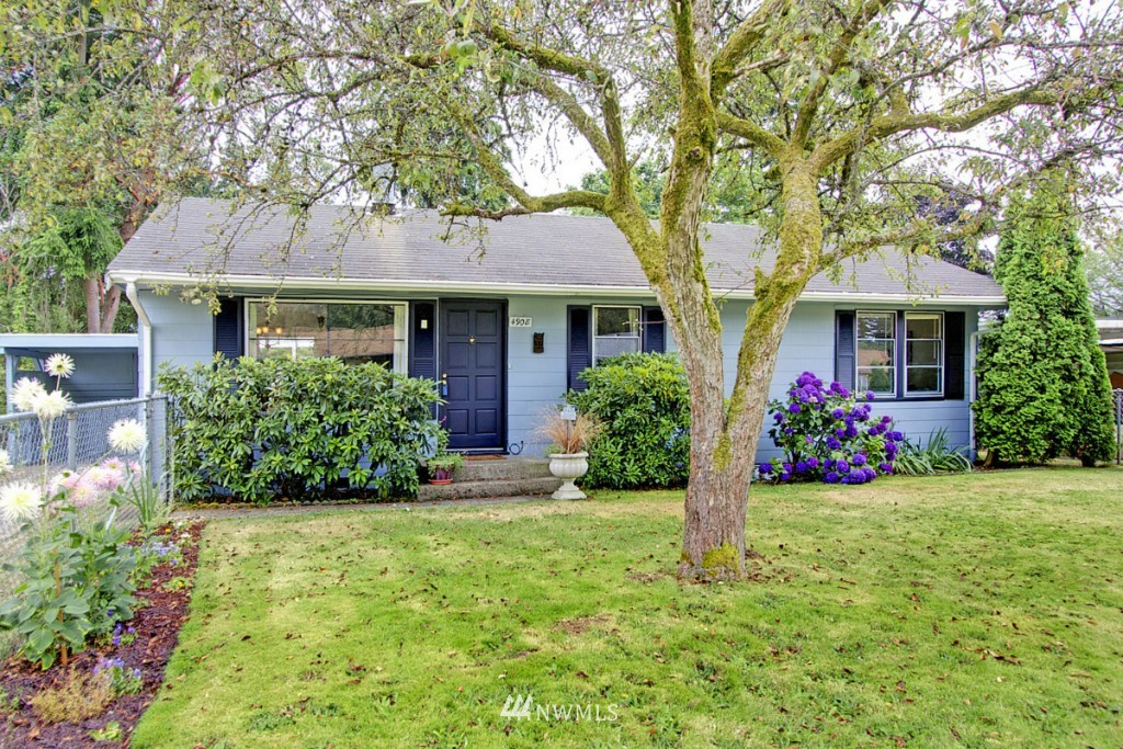 Sold Property | 4908 242nd Street SW Mountlake Terrace, WA 98043 0