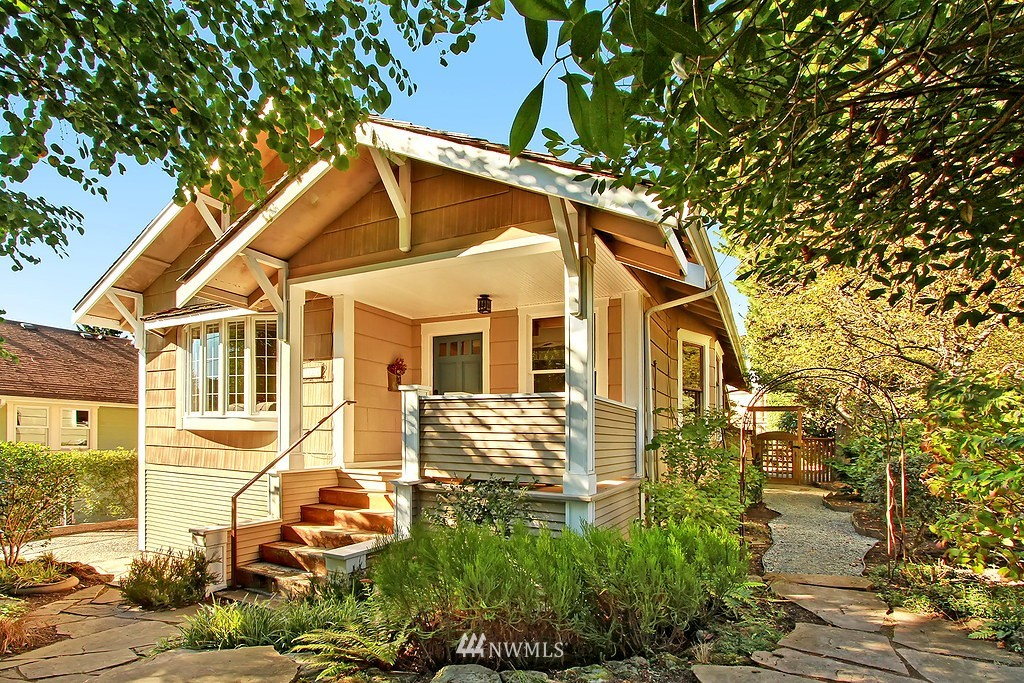 Sold Property | 1636 N 54th Street Seattle, WA 98103 0