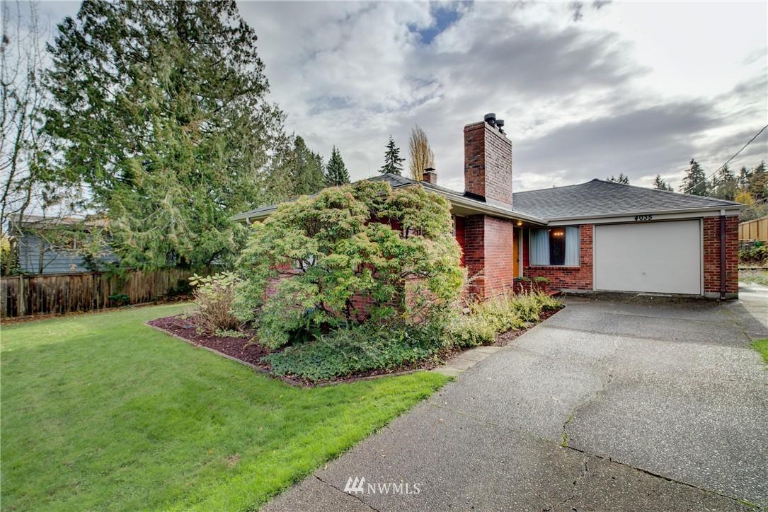 Sold Property   4035 NE 95th Street Seattle, WA 98115 0