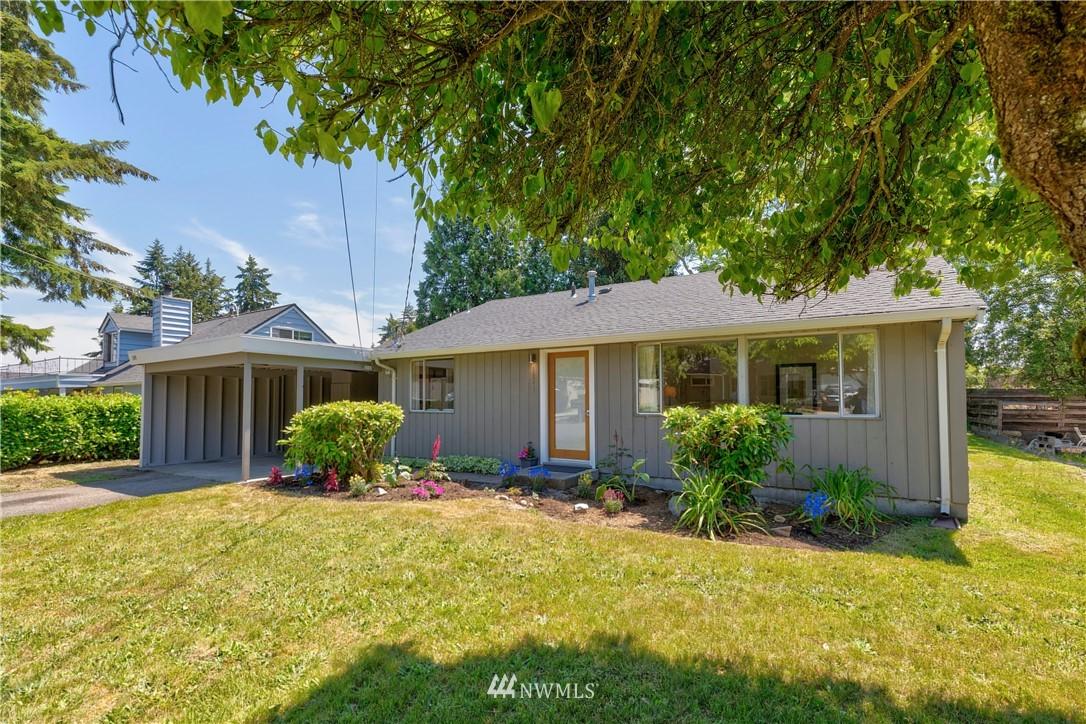 Sold Property   1241 N 172nd Street Shoreline, WA 98133 0